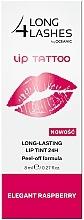Düfte, Parfümerie und Kosmetik Langanhaltende Lippentönung - Long4Lashes Lip Tattoo Long Lasting Lip Tint 24h
