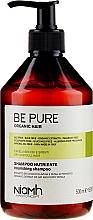 Düfte, Parfümerie und Kosmetik Shampoo für trockenes und lebloses Haar - Niamh Hairconcept Be Pure Nourishing Shampoo