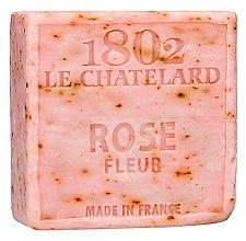 Düfte, Parfümerie und Kosmetik Seife mit Rosenblütenduft - Le Chatelard 1802 Soap Miel & Acacia Rose Flowers