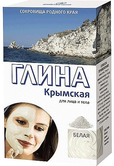 Weißer Ton aus Krim für Gesicht und Körper - Fito Kosmetik