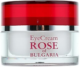 Düfte, Parfümerie und Kosmetik Augenkonturcreme - BioFresh Rose of Bulgaria Eye Cream