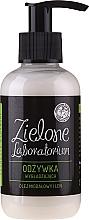 Düfte, Parfümerie und Kosmetik Glättende Haarspülung mit Mandelöl und Leinen - Zielone Laboratorium