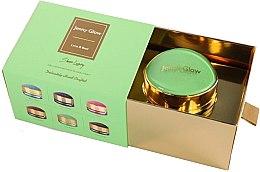 Düfte, Parfümerie und Kosmetik Sterling Parfums Jenny Glow Lime & Basil - Parfümierte Hand- und Körpercreme Limette & Basilikum