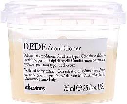 Düfte, Parfümerie und Kosmetik Delikater Haarbalsam - Davines Essential Haircare Dede Delicate Air Conditioning