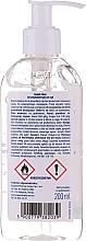 Antibakterielles Handreinigungsgel mit Hyaluronsäure - Novaclear Hands Clear — Bild N2