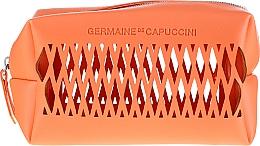 Düfte, Parfümerie und Kosmetik Gesichtspflegeset - Germaine de Capuccini TimExpert C+ (Augenkonturcreme 15ml + Gesichtsemulsion 50ml + Kosmetiktasche)