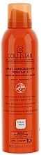 Düfte, Parfümerie und Kosmetik Feuchtigkeitsspendendes Bräunungsspray - Collistar Moisturizing Tanning Spray SPF10 200ml