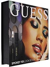 Düfte, Parfümerie und Kosmetik Make-up Set (Wimperntusche 4ml + Kajalstift 0.5g + Lidschatten 12x 1.96g) - Guess Beauty Smokey 101 Eye Lookbook