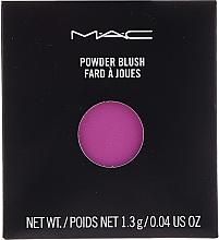 Düfte, Parfümerie und Kosmetik Gesichtsrouge (Austauschbarer Pulverkern) - M.A.C Pro Palette Refill Powder Blush