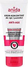 Düfte, Parfümerie und Kosmetik Anti-Aging Hände- und Nagelcreme - Anida Pharmacy Anti Age Hand Cream