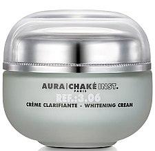 Düfte, Parfümerie und Kosmetik Aufhellende Gesichtscreme - Aura Chake Creme Clarifiante Whitening Cream