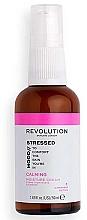 Düfte, Parfümerie und Kosmetik Beruhigende und feuchtigkeitsspendende Gesichtscreme für gestresste und gereizte Haut - Revolution Skincare Stressed Mood Calming Moisturizer Cream