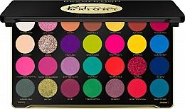 Düfte, Parfümerie und Kosmetik Lidschattenpalette - Makeup Revolution X Patricia Bright Eyeshadow Palette
