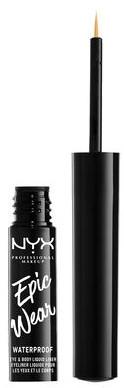 Flüssiger Eyeliner - NYX Epic Wear Liquid Liner