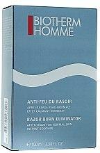 Düfte, Parfümerie und Kosmetik After Shave Lotion - Biotherm Homme Razor Burn Eliminator 100ml