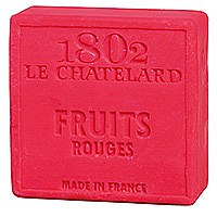 Düfte, Parfümerie und Kosmetik Naturseife mit roten Früchten - Le Chatelard 1802 Soap Provence Fruits
