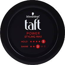 Düfte, Parfümerie und Kosmetik Haarwachs - Schwarzkopf Taft Power Wax