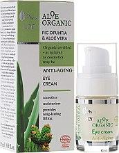 Düfte, Parfümerie und Kosmetik Anti-Faltencreme für die Augenpartie - Ava Laboratorium Aloe Organiic Eye Cream