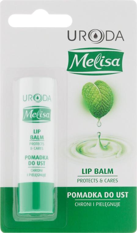 Lippenbalsam - Uroda Melisa Protective Lip Balm