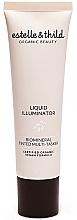 Düfte, Parfümerie und Kosmetik Flüssiger Highlighter - Estelle & Thild BioMineral Liquid Illuminator