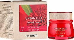 Düfte, Parfümerie und Kosmetik Aufhellende Anti-Falten Gesichtscreme mit Telopea-Extrakt - The Saem Urban Eco Waratah Cream