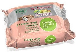 Düfte, Parfümerie und Kosmetik Organische Seife mit roter Tonerde - Ma Provence Nature Soap