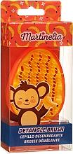 Düfte, Parfümerie und Kosmetik Entwirrbürste für Kinder gelb-orange - Martinelia