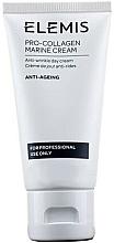 Düfte, Parfümerie und Kosmetik Feuchtigkeitsspendende Anti-Falten Tagescreme - Elemis Pro-Collagen Marine Cream For Professional Use Only