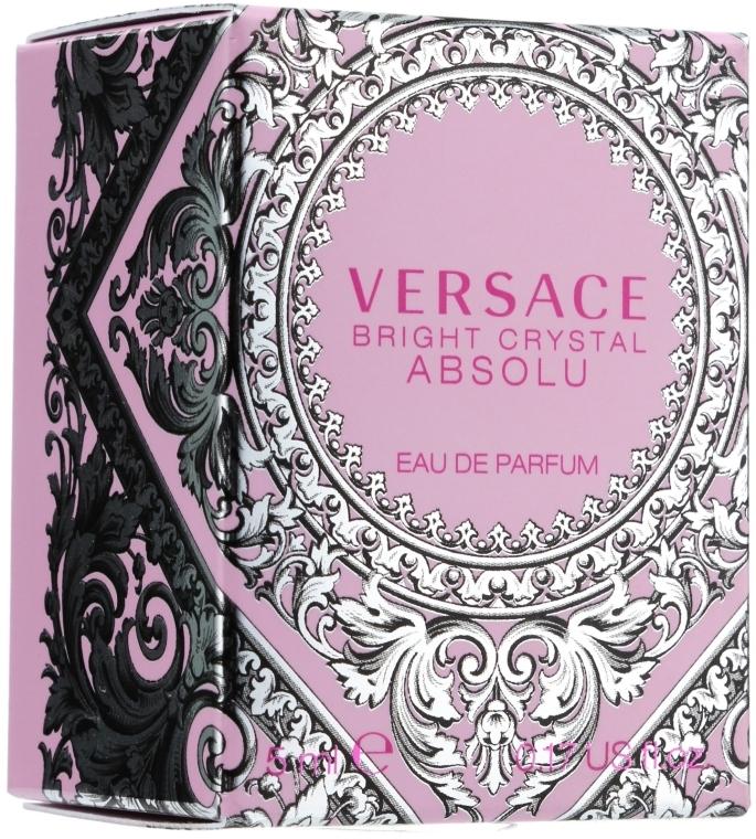 Versace Bright Crystal Absolu - Eau de Parfum (mini)  — Bild N1