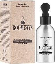 Düfte, Parfümerie und Kosmetik Schnurrbart- und Bartpflegeöl mit Argan und Jojoba - Roomcays