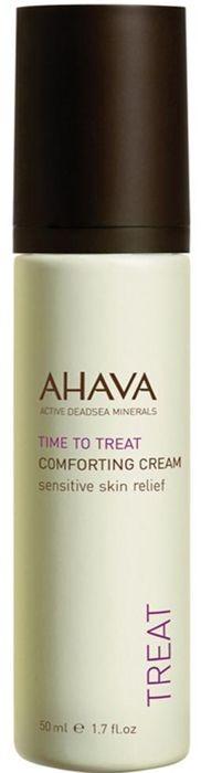 Beruhigende Gesichtscreme für empfindliche Haut - Ahava Comforting Cream  — Bild N1