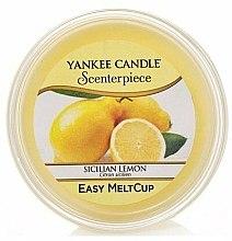 Düfte, Parfümerie und Kosmetik Tart-Duftwachs Sicilian Lemon - Yankee Candle Sicilian Lemon Melt Cup