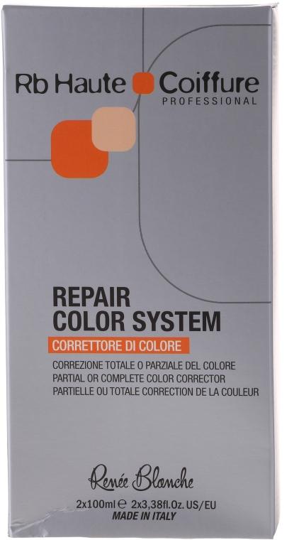 Haarfarbenentferner - H.Zone Rapair Color System — Bild N2