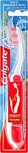 Düfte, Parfümerie und Kosmetik Klappbare Zahnbürste weich rot - Colgate Portable Travel Soft Toothbrush