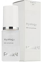 Düfte, Parfümerie und Kosmetik Aufhellendes Gesichtsserum gegen Pigmentflecken mit Peptiden und Arbutinen - ForLLe'd Hyalogy BW Concentrate