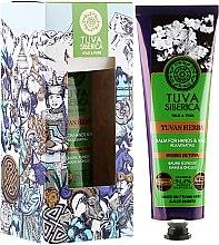 Regenerierender Hand- und Nagelbalsam - Natura Siberica Tuva Siberica Tuvan Herbs Rejuvenating Balm For Hands And Nails — Bild N1