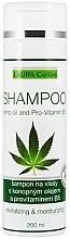 Düfte, Parfümerie und Kosmetik Revitalisierendes und feuchtigkeitsspendendes Shampoo mit Hanföl und Provitamin B5 - Laura Collini