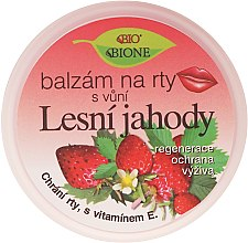 """Düfte, Parfümerie und Kosmetik Lippenbalsam """"Wilde Beeren"""" - Bione Cosmetics Lip Balm"""