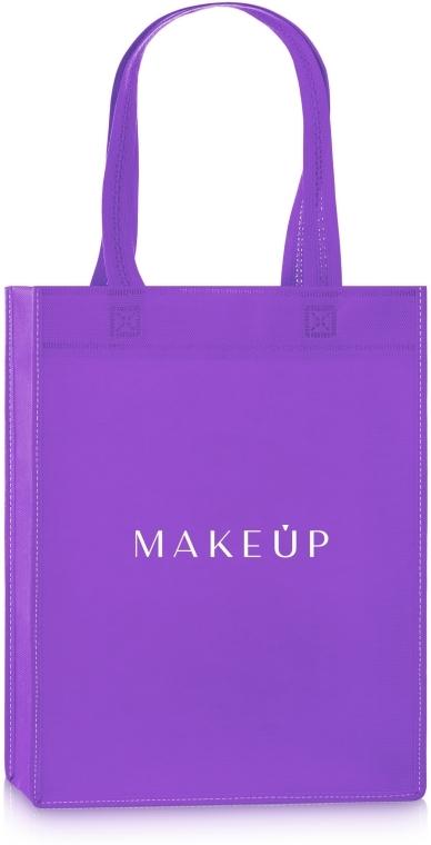 Einkaufstasche Springfield violett - MakeUp Eco Friendly Tote Bag (33 x 25 x 9 cm)