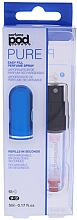 Düfte, Parfümerie und Kosmetik Nachfüllbarer Parfümzerstäuber blau - Travalo Perfume Pod Pure Essentials Blue