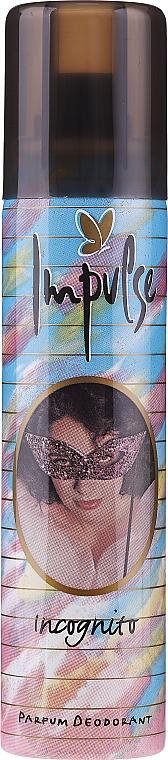Parfümiertes Deospray - Impulse Incognito Deodorant Spray
