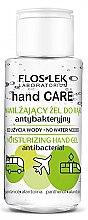 Düfte, Parfümerie und Kosmetik Antibakterielles Handgel - Floslek Hand Care Moisturizing Hand Gel
