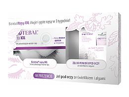 Düfte, Parfümerie und Kosmetik Augenpflegeset - Biotebal (Wimpernserum 3ml + Augengel 15ml)