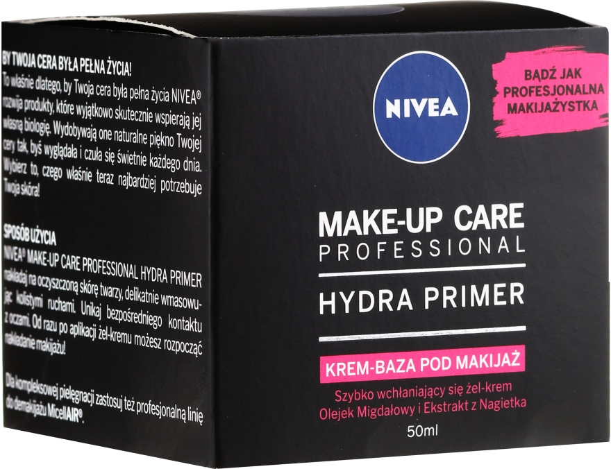 Make-up Base - Nivea Make-Up Care Expert Hydra Primer Make-Up Base