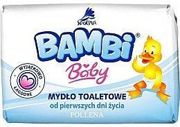 Düfte, Parfümerie und Kosmetik Pflegende Seife für Neugeborene - Bambi Baby