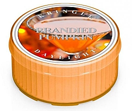 Düfte, Parfümerie und Kosmetik Duftkerze Daylight Brandied Pumpkin - Kringle Candle Daylight Brandied Pumpkin