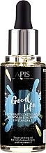 Düfte, Parfümerie und Kosmetik Konzentriertes Nagel- und Nagelhautöl mit Vitamin E - Apis Good Life Regenerating Oil For Cuticles & Nails