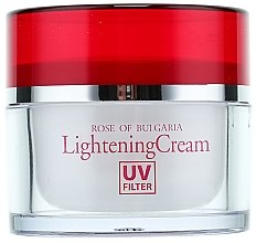 Düfte, Parfümerie und Kosmetik Bleichende Gesichtscreme - BioFresh Rose of Bulgaria Lightening Cream