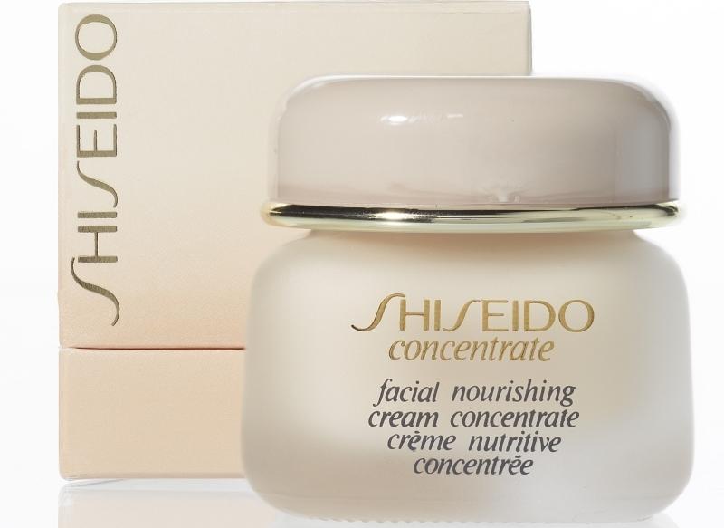 Pflegende Gesichtscreme - Shiseido Concentrate Facial Nourishing Cream — Bild N2