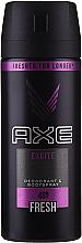 Düfte, Parfümerie und Kosmetik Deospray Excite Antitranspirant - Axe Deodorant Bodyspray Dry Excite